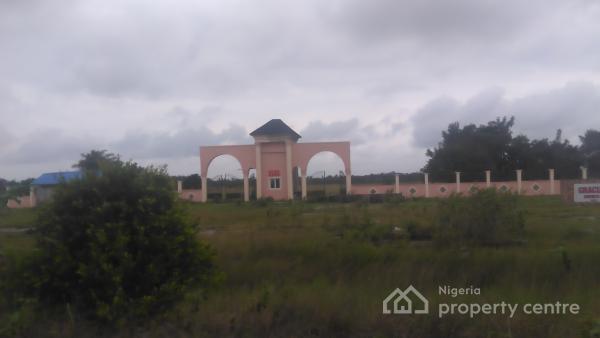 Gracias Court Scheme 3, Igbogun Road, Off La Champagne Tropicana, Folu Ise, Ibeju Lekki, Lagos, Mixed-use Land for Sale
