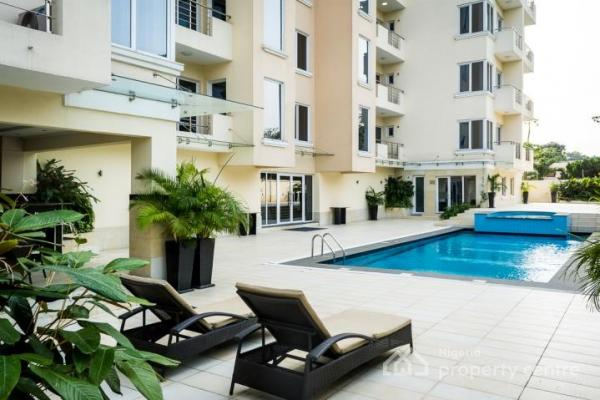 3 Bedroom Luxury Apartment, South West, Ikoyi, Lagos, House for Rent