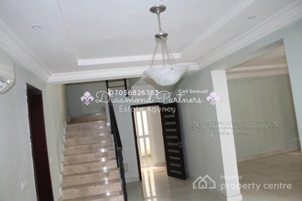 4 Bedroom Terrace Duplex, Lekki Phase 1, Lekki, Lagos, Terraced Duplex for Rent