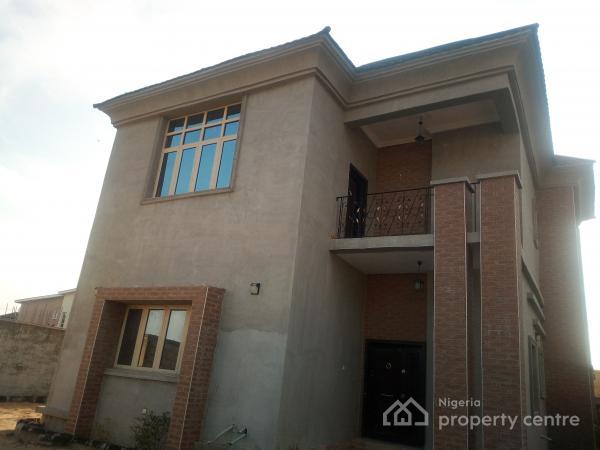 Luxury 6- Bedroom Fully Detached Duplex (distress) with Executive 2-unit Mini Flat, Ilasan, Opposite Nicon Estate, Ikate Elegushi, Lekki, Lagos, Detached Duplex for Sale