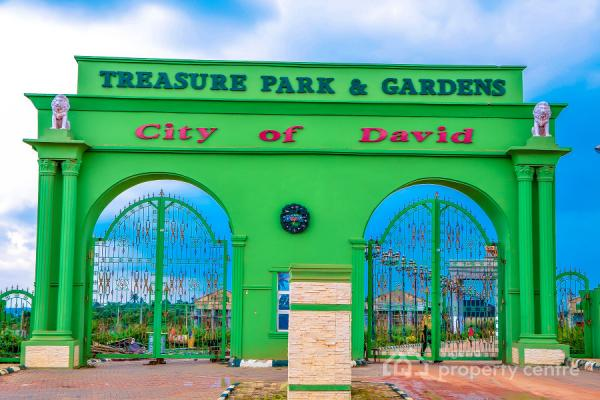 Treasure Park And Gardens Phase 2