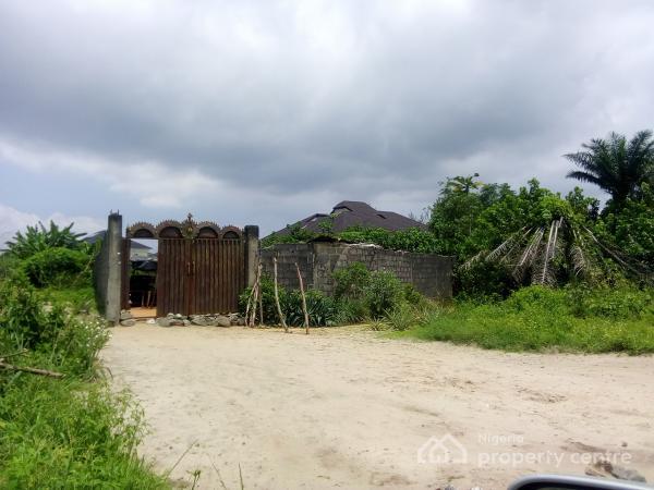 Land, Lekki Scheme 2, Off Ogombo Road, Lekki-epe Expressway, Ajiwe, Ajah, Lagos, Residential Land for Sale