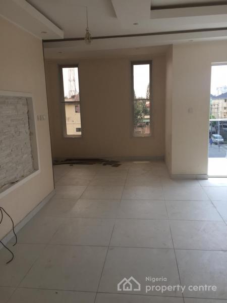 5 Bedroom Semi Detached Duplex with 2 Rooms Bq, Parkview, Ikoyi, Lagos, Detached Duplex for Sale