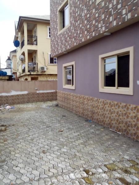 Brand New Super Finished 2 Bedroom Flats, S-forte Estate, Opposite Eco-bank, Ado, Ajah, Lagos, Flat for Rent