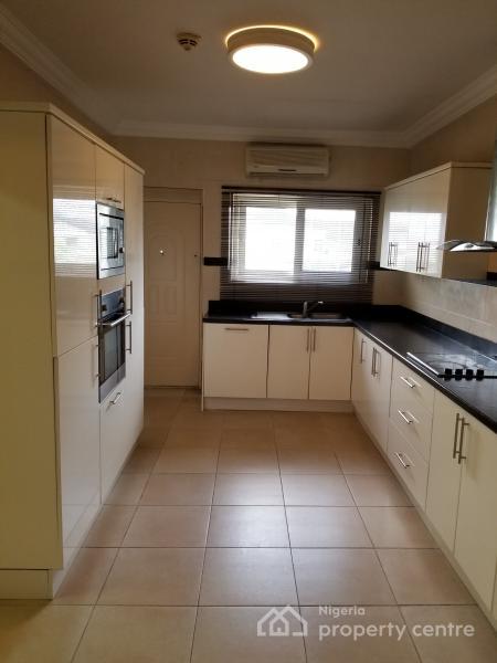 Furnished 3 Bedrooms Apartment, Banana Island, Ikoyi, Lagos, Flat for Rent