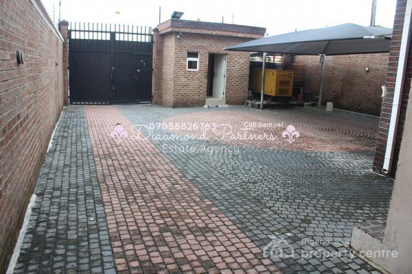 5 Bedroom Detached Duplex + 2 Room Bq + Pool, Lekki Phase 1, Lekki, Lagos, Detached Duplex for Rent