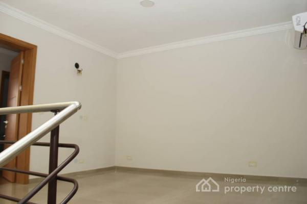 Brand New 4 Bedroom Terrace Houses (all Rooms En Suite) with Bq Located in a Mini Estate, Lekki Phase 1, Lekki, Lagos, Terraced Duplex for Sale