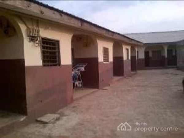 1 Bedroom Flat Code Akr, Dr. Noel Oladokun Street, Orita-obele Estate, Akure, Ondo, Mini Flat for Rent