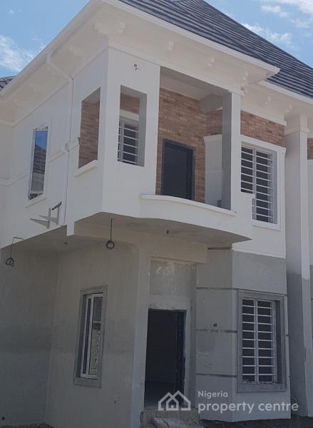 Awesome Spacious 4 Bedroom Duplex with Bq, Chevron, Chevy View Estate, Lekki, Lagos, Semi-detached Duplex for Sale