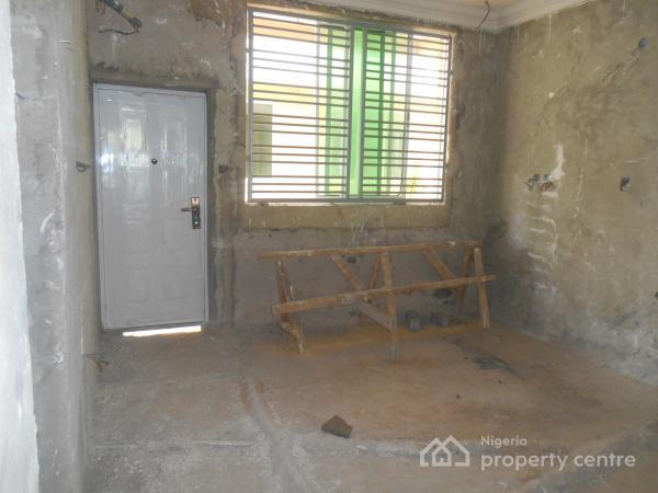3 Bedroom Corner Unit Terrace Duplex (carcass), Grenadine Homes Estate, Monastery Road, Sangotedo, Ajah, Lagos, Terraced Duplex for Sale
