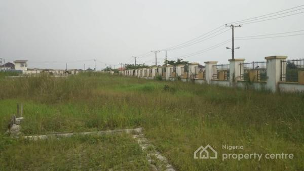 Plot of Land in Gated Community + Registered Deed of Allocation, Lakeview Estate 2, Orchid Road., Ikota Villa Estate, Lekki, Lagos, Residential Land for Sale