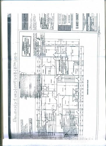 For sale a plot of land measuring 100 by 60 feet with for Apartment plans in nigeria