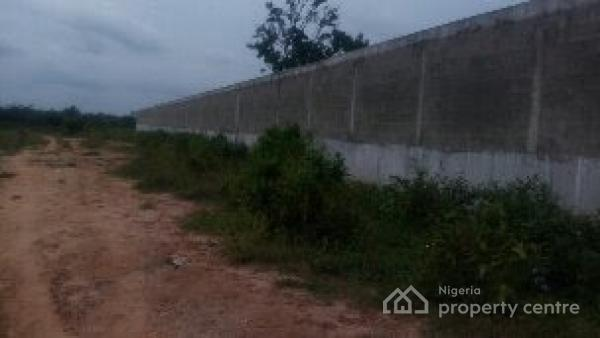 8 Acres of Commercial Land, Old Ojo Road,  Opposite Lagos Trade Fair Complex, Satellite Town, Ojo, Lagos, Commercial Land for Sale