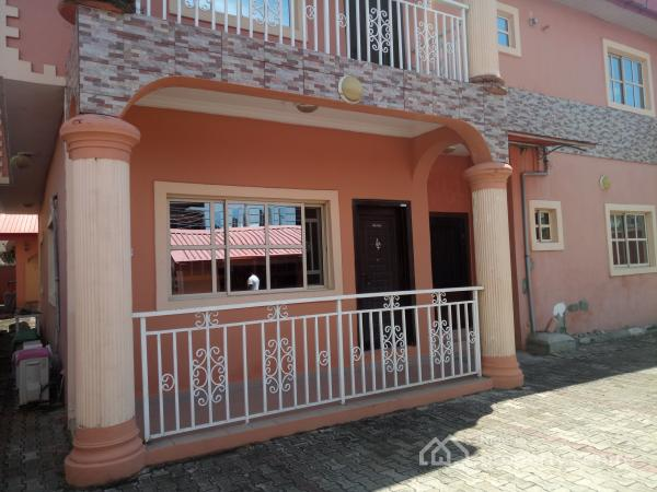 Clean and Sharp 3 Bedroom Apartment with Quality Fittings and Finishing, Ikota Villa Estate, Lekki, Lagos, Flat for Rent