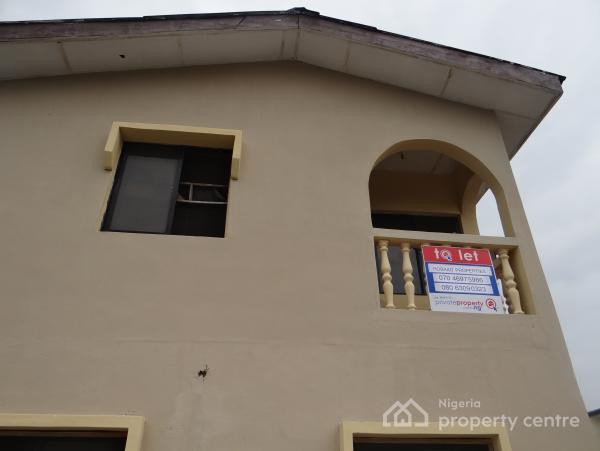 2 Bedroom Flat, Umudi Street  Dockville Estate, Badore, Ibeju Lekki, Lagos, Flat for Rent