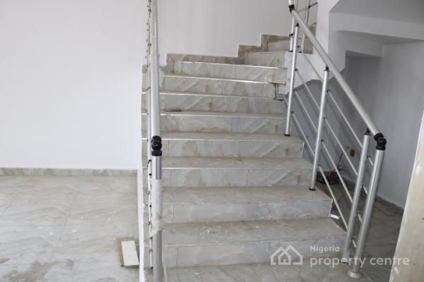 Well Located, Brand New Elegant 4 Bedroom Fully Detached House with Boys Quarters, Oral Estate, Lekki, Lagos, Detached Duplex for Sale