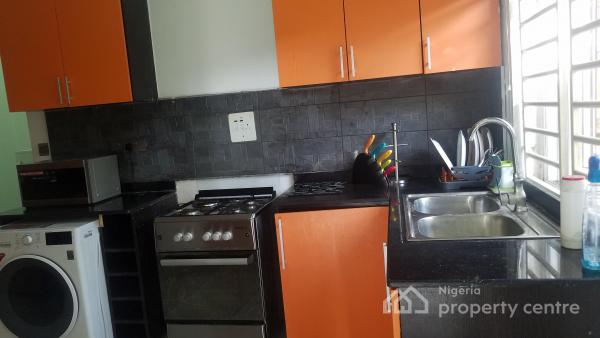 Classically Furnished Fully Serviced  3 Bedroom with Topnotch Facilities, Lekki Right, Lekki Phase 1, Lekki, Lagos, Flat Short Let
