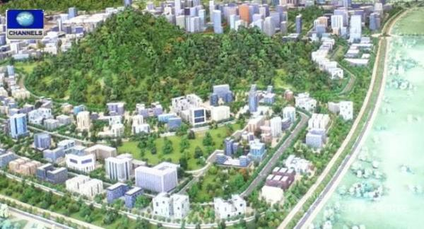 Land at Centenary City, Abuja with C of O, Centenary City, Wawa District, Abuja - The, Central Business District, Abuja, Mixed-use Land for Sale