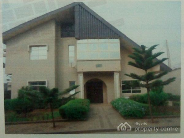 4 Bedroom Detached House with 1 Room Bq, Generator House, Car Park and Security, 11 Road, Gowon Estate, Egbeda, Alimosho, Lagos, Detached Duplex for Sale