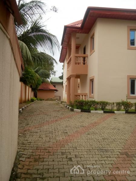 a Tastefully Finished New 6 Bedroom Fully Detached Duplex with 2 Rooms Guest Chalet and 2 Rooms Bq, Off Ademola Adetokunbo Crescent, Wuse 2, Abuja, Detached Duplex for Rent