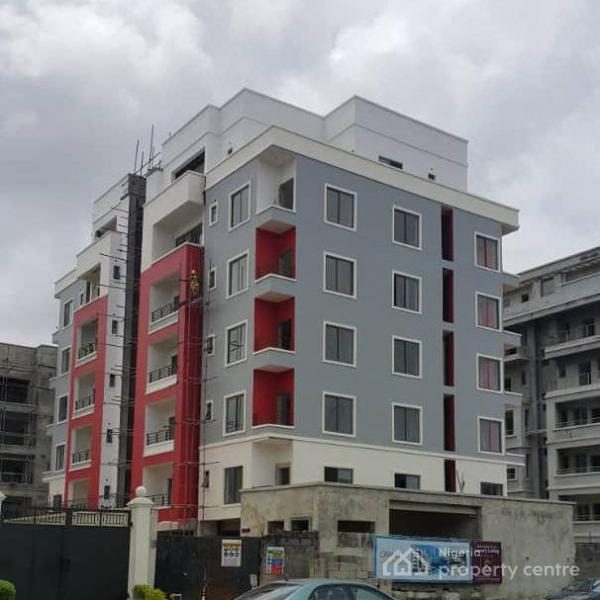 Newly Built 3 Bedroom Audacious Superlative Apartment in a Block of Flats with a Maids Room, Palace Road, Oniru, Victoria Island (vi), Lagos, Block of Flats for Sale