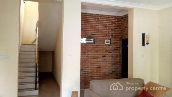 4 Bedroom Semi Detached Duplex with Bq, Wuye, Abuja, Semi-detached Duplex for Rent