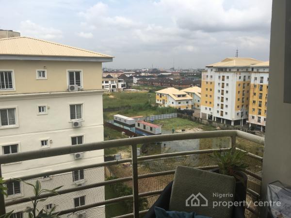 Well Furnished and Fully Serviced 4 Bedroom Penthouse, Safecourt Estate, Ikate Elegushi, Lekki, Lagos, Flat for Sale
