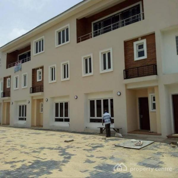 For Rent: Well Finished Luxury 2 Bedroom Terrace Duplex
