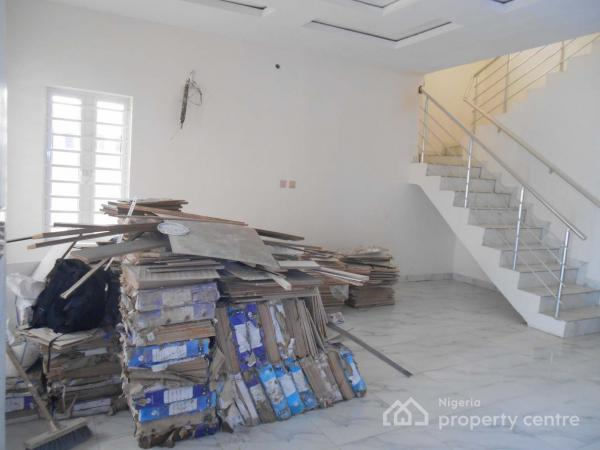 Newly Finished 5 Bedroom Fully Detached Duplex, Chevron Area Close to Chevy View Estate, Lekki, Lagos, Detached Duplex for Sale