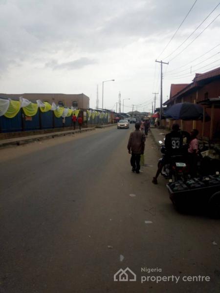 Approved Land for Filling Station, Cele Ijesha Link Bridge, Ijesha, Lagos, Filling Station for Sale