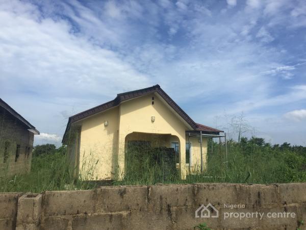 3 Bedroom Bungalow House, Mowe Ofada, Ogun, Detached Bungalow for Sale