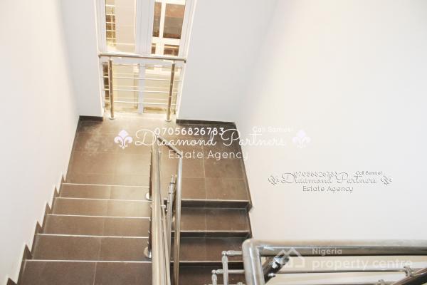 4 Bedroom Serviced Terrace Duplex, Lekki Phase 1, Lekki, Lagos, Terraced Duplex for Rent