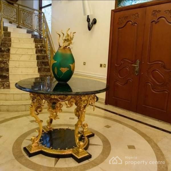 Executive 8 Bedroom Mansion, Banana Island, Ikoyi, Lagos, Detached Duplex for Rent