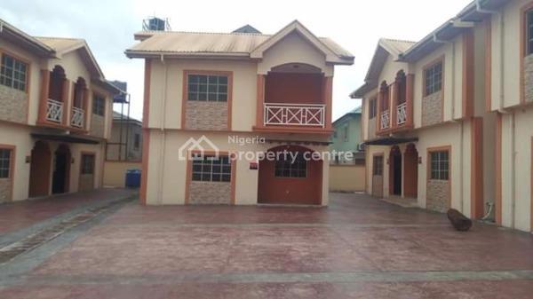 3 Bedroom Terrace Duplex for Sale, Off Bashiru Shitu, Gra, Magodo, Lagos, Terraced Duplex for Sale