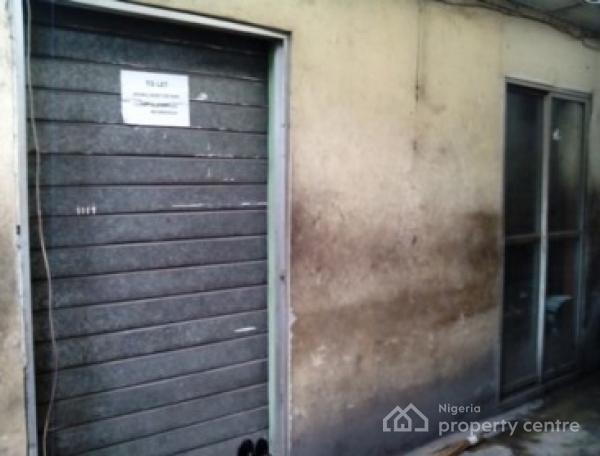 Shops Code App, Post Office Area, Apapa Wharf, Apapa, Lagos, Shop for Rent