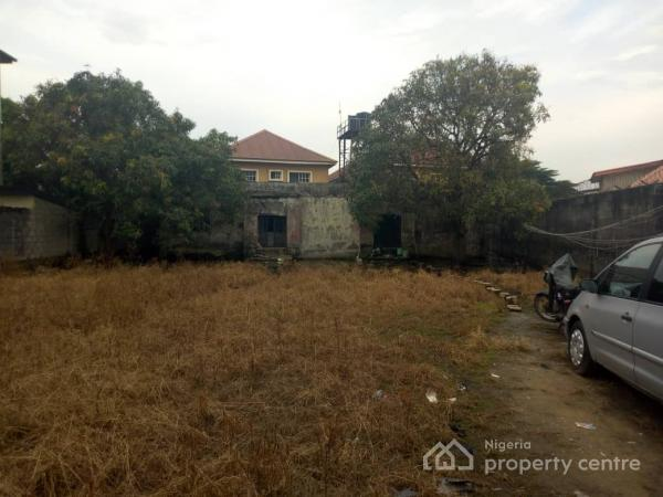 800 Sqm  Fenced and Gated Land. The Land Is Surrounded By Beautiful Houses and The Road That Links The Land, Igbo Efon, Lekki, Lagos, Mixed-use Land for Sale