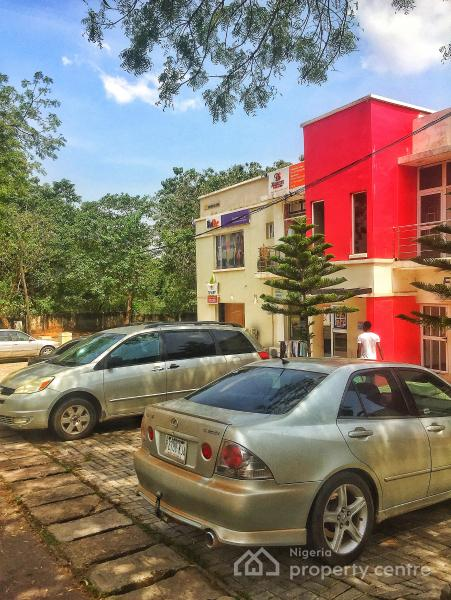 Amazing Office Space For Rent At A Prime Location At Garki Opp Nicon Luxury Hotel