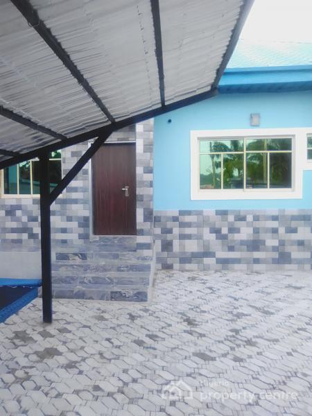 Brand New Tastefully Finished 3 Bedroom Bungalow with Servant Quarters. Price: 2.5m, Jabi, Abuja, Semi-detached Bungalow for Rent