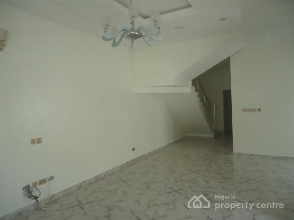 Tastefully Finished 4 Bedroom Semi Detached with Excellent Facilities, Chevron Alternative Route, Chevy View Estate, Lekki, Lagos, Semi-detached Duplex for Sale