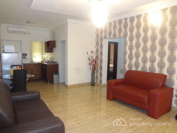 Fully Serviced and Furnished 2 Bedroom Flat in a Serene Environment, Alli Balogun Estate, Adeniyi Jones, Ikeja, Lagos, Flat for Rent