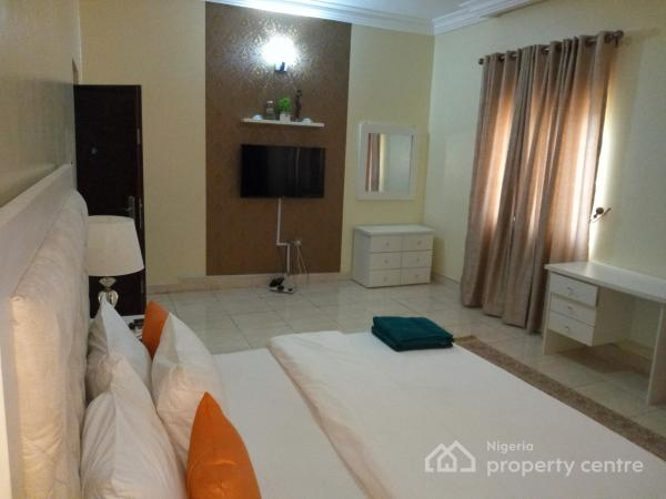 3 Bedroom Serviced and Furnished Apartment, Plot 5, Oladipo Diya Way, Gudu, Abuja, Mini Flat Short Let