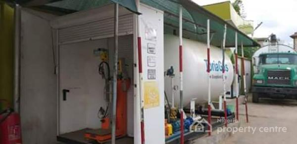 Functional Filling Station in a Major Place, Oko-oba, Agege, Lagos, Filling Station for Sale