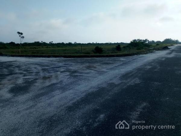 Land Measuring 2000sqm, Facing The Lekki / Epe Express Way,   Opposite Total Filling Station at Alasia, Ajah, Lagos, Mixed-use Land for Sale
