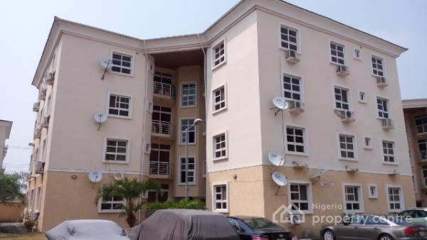 Fully Serviced Luxury 3 Bedroom Flat and a Bq with 24 Hours Light, Chevron Drive, Chevy View Estate, Lekki, Lagos, Flat for Rent