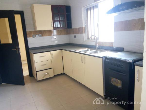 Well and Tastefully Built 4 Unit of 5 Bedrooms Terraced Duplex, Well Fitted Kitchen, Ample Parking Space, Excellent Sanitary Ware Etc, Ikate Elegushi, Lekki, Lagos, Terraced Duplex for Rent
