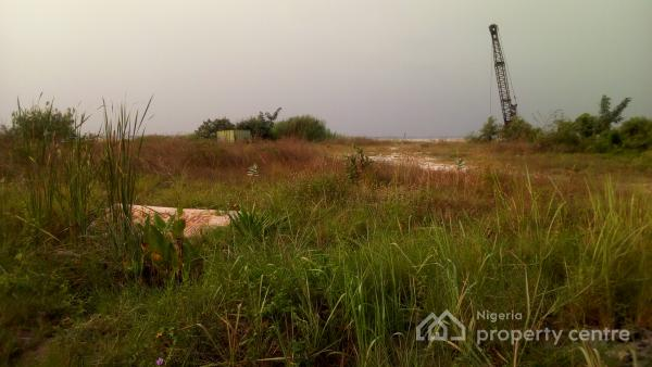 Waterfront 2500sqm Fully Sand Filled, Phase 2, Osborne, Ikoyi, Lagos, Residential Land for Sale