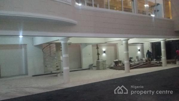 Superbly Finished 3 Bedroom Terrace House with 1 Room Boys Quarters, Off Alexander Road, Old Ikoyi, Ikoyi, Lagos, Terraced Duplex for Rent