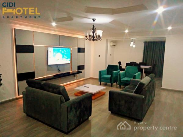 New 3 Bedroom Grove, H13, Ondo Street, Banana Island, Ikoyi, Lagos, Flat for Rent