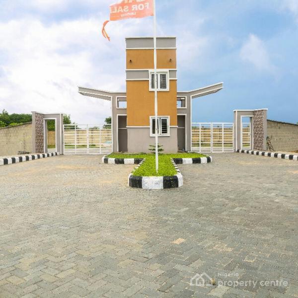 Plots of Land for Sale in Abijo Gra with Cofo, Abijo Gra, Abijo, Lekki, Lagos, Residential Land for Sale