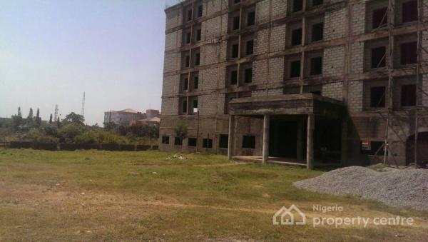 150 Rooms Uncompleted Hotel on 4,162sqm Land, Maitama District, Abuja, Hotel / Guest House for Sale